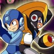 Megaman and Bass