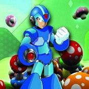 Megaman In Mushroom Kingdom
