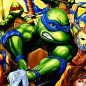 Ninja Turtles Tournament Fighting